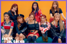 Gugudan Act5 New Action group promo photo