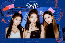 ITZY IT'z Me Yeji, Chaeryeong & Yuna promo photo