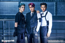 SuperM Taeyong Kai Lucas SuperM concept photo 1