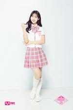 Kim Si Hyun Produce 48 concept photo 8