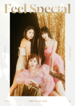 TWICE Chaeyoung Nayeon Momo Feel Special concept photo