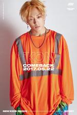 IKON Bobby New Kids Begin teaser photo