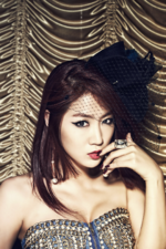 SISTAR Soyou Give It To Me promo photo