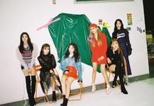 (G)I-DLE I Am group promo photo