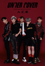 A.C.E Under Cover Because I Want You To Be Mine, Be Mine group concept photo 2