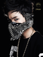 BTS J-Hope 2 Cool 4 Skool promo photo 1