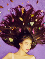 IU Chat Shire promotional photo