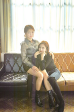 MUSKY I'm Leaving You Now duo promo photo (2)
