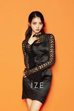 PRISTIN V Nayoung IZE Magazine June 2018 photo