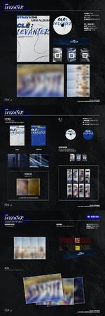 Stray Kids Clé Levanter regular edition album packaging
