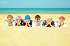 NCT Dream We Young group promo photo 2