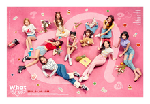 TWICE What is Love group image 1