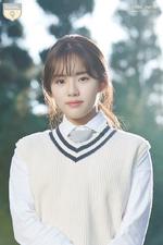 Fromis 9 Park Jiwon Offical Profile 1