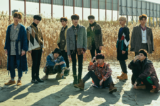UP10TION Laberinto group promo photo