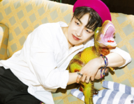 Block B U-Kwon Yesterday promo photo