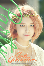 Girls' Generation Sooyoung Party promotional photo