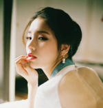 LOOΠΔ Heejin Debut promotional photo (7)