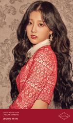 Lovelyz Jeong Ye In Fall In Lovelyz concept photo