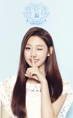 Lovelyz Jeong Ye In Lovelyz8 concept photo