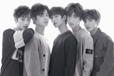 TXT group reveal photo