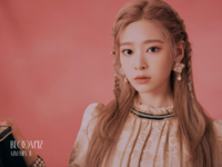 IZONE Kim Min Ju Bloom IZ concept photo 2
