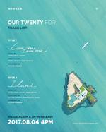 WINNER Our Twenty For tracklist