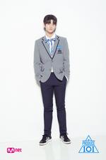 Bae Jin Young Produce 101 Promo 1