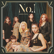 CLC No.1 digital album cover