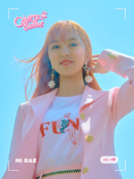 Cherry Bullet Love Adventure Mi Rae promo photo 2