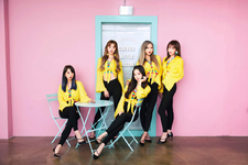 EXID Up & Down Japanese single promotional photo