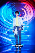 GOT7 JB Spinning Top Between Security & Insecurity concept photo 1