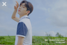 X1 Kim Yo Han Quantum Leap concept photo 1