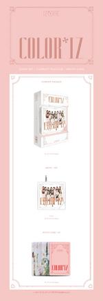 IZONE Color IZ Kihno album packaging