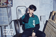 Wanna One Bae Jin Young Light promo photo
