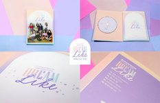 DreamNote Dreamlike album preview 1