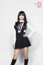 MIXNINE Ahn Hanbyeol promotional photo