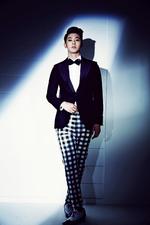 TVXQ U-Know Tense promo photo