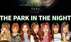 GWSN THE PARK IN THE NIGHT part one teaser 1