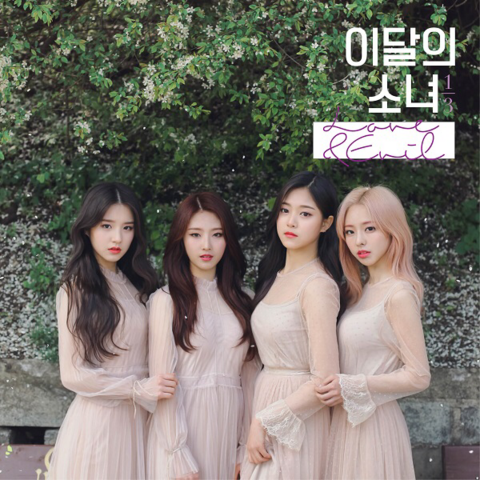 File:LOONA 1-3 Love & Evil Normal ver. cover art.PNG