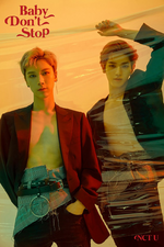 NCT U Baby Don't Stop group photo 2
