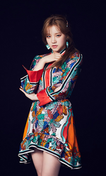 (G)I-DLE Yuqi Latata Japanese ver. concept photo