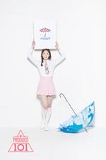 Jieqiong Produce 101 Promo 4