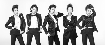Kara Full Bloom group photo