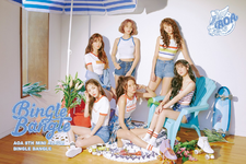 AOA Bingle Bangle group promo photo ready ver