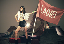 Fei I Don't need a man photo