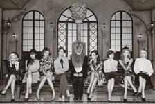 Girls' Generation Lion Heart promotional photo
