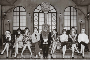 Girls' Generation Lion Heart promotional photo