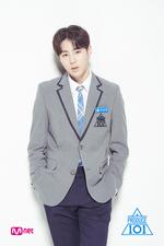 Ha Sung Woon Produce 101 Promo