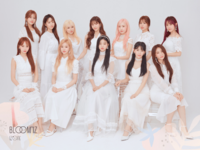 IZONE Bloom IZ group unreleased concept photo