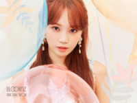 IZONE Kim Chae Won Bloom IZ concept photo 1